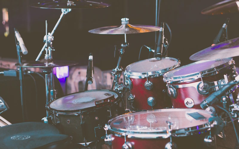 4 Things Being a Drummer Taught Me About Starting a Business | Magic Room Brand blog