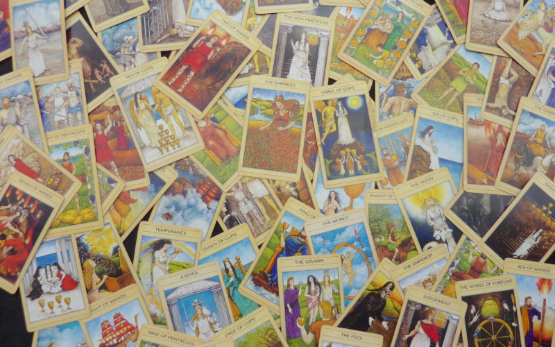 My Tarot Card Reading in Salem MA | Magic Room Brand blog